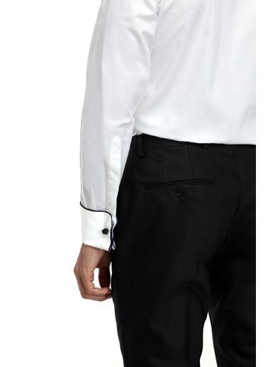 TWN Klasik Gömlek Beyaz